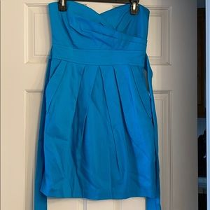 Teeze me blue party dress! With pockets size 9